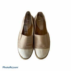 Rebecca Minkoff Gavin espadrille loafer flats 7.5